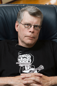 Plotters vs Pantsers Stephen King